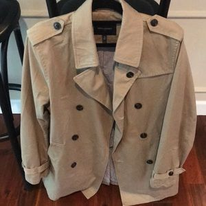 Men's Banana Republic trench coat